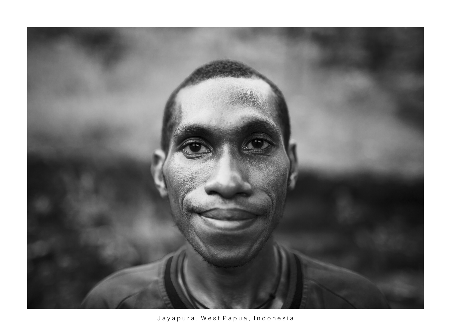 West Papua Portrait
